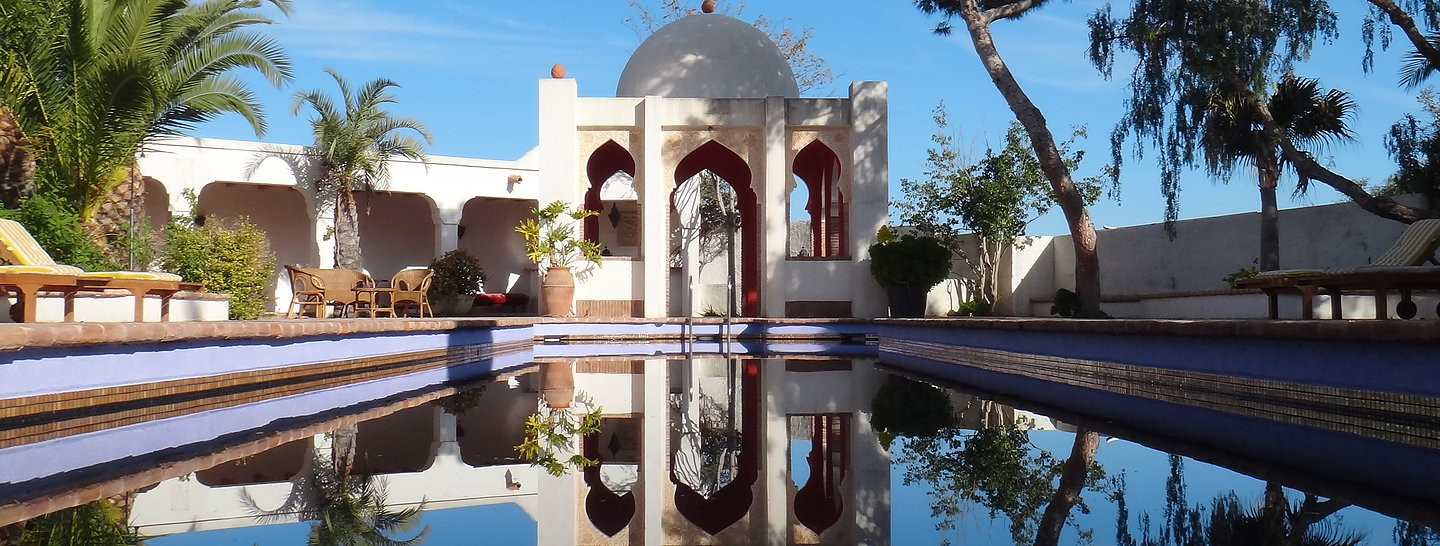 yoga retreat Andalusia